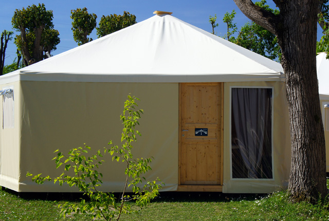 GLAMPING BUNGALOW max 4 Persons