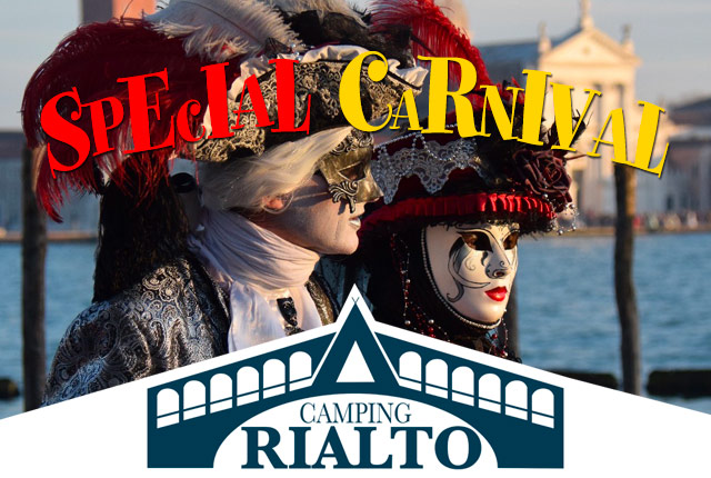CARNIVAL IN VENICE – SPECIAL OFFER MOBILHOME!