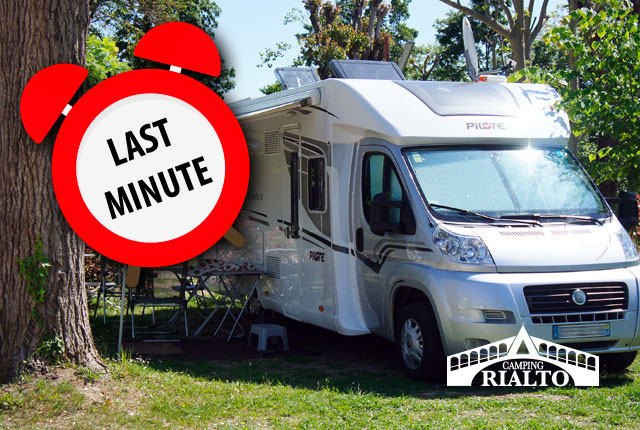 LAST MINUTE - SPECIALE CAMPING